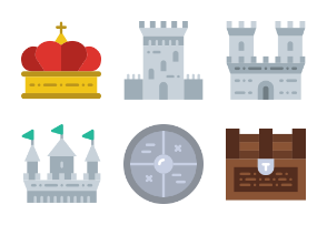 Smashicons Medieval - Flat