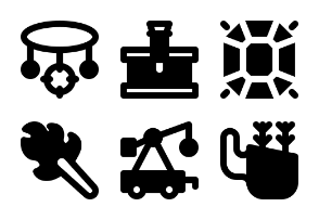 Smashicons Medieval MD - Solid