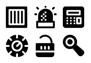 Smashicons Security MD - Solid