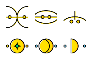 Smashicons Symbols 2 - Yellow