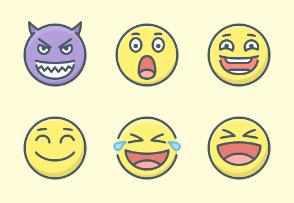 Smileys and emoji