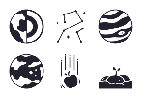 Space glyph