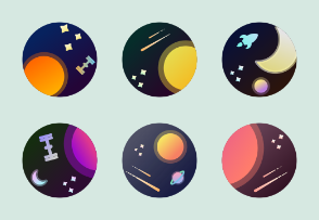 Spacicons