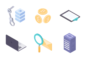 Technology - Isometric - Color