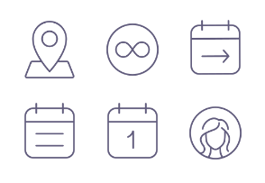 Tender Icons: Interface