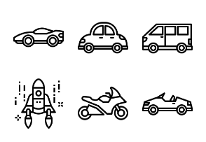 Transport and Vehicles Outline
