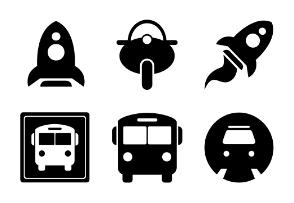 Transport elements