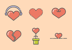 Types of Hearts v2