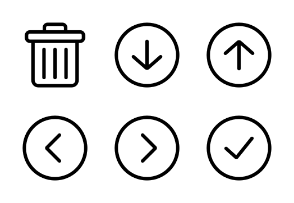 UI thick outline 1 of 5