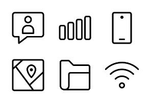 User Interface Line