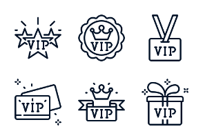 VIP outline