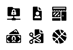 Web Application Icons. Part 2