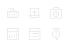 Web & Technology Smoth Line