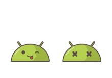 Androids moods